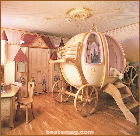 bed-carriage-princess