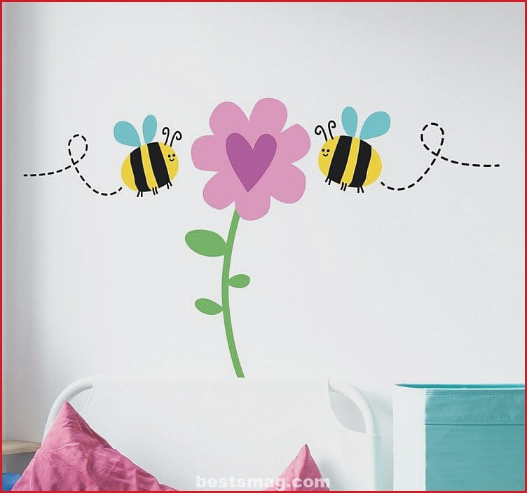Get a surprising finish in the nursery