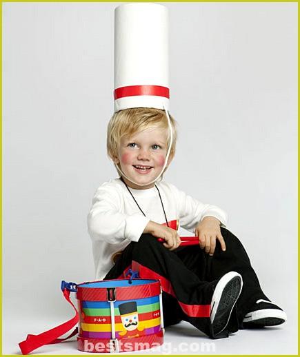 Homemade Musician Costume