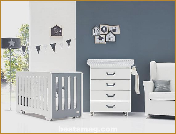 Joy furniture collection for modern and original baby rooms