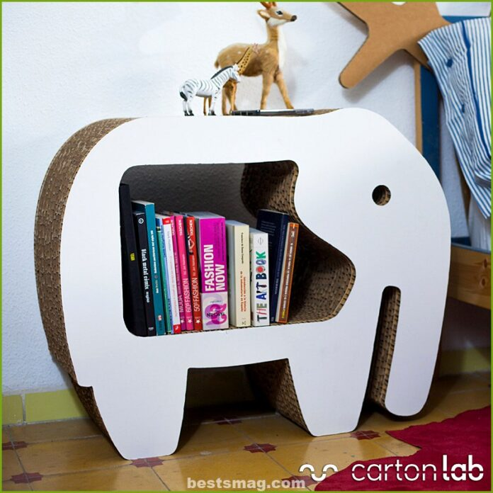 KIDS CARDBOARD FURNITURE