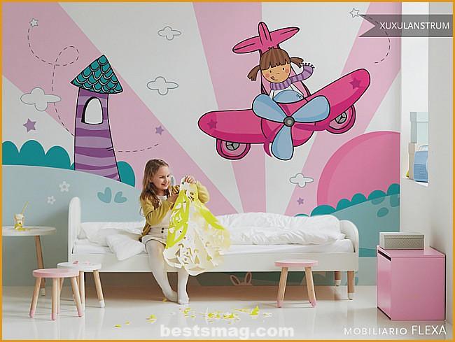 Xuxulanstrum aviator mural