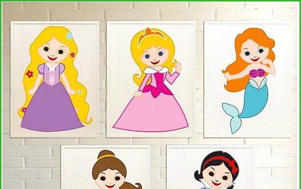 laminas-princesas