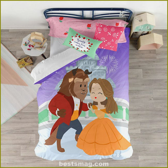 Mr. Fox children's bedding