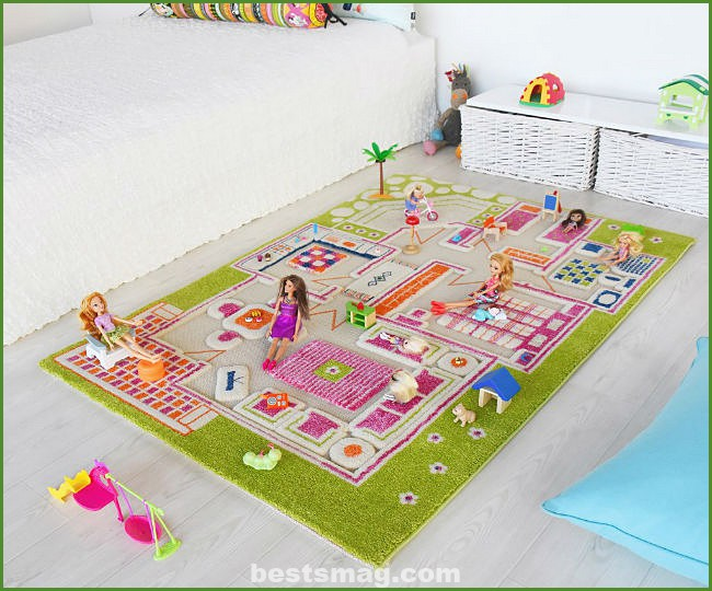 Play House Playmats