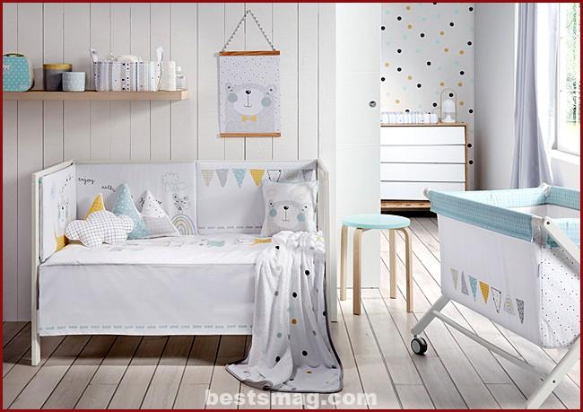 vestir la habitación del bebé