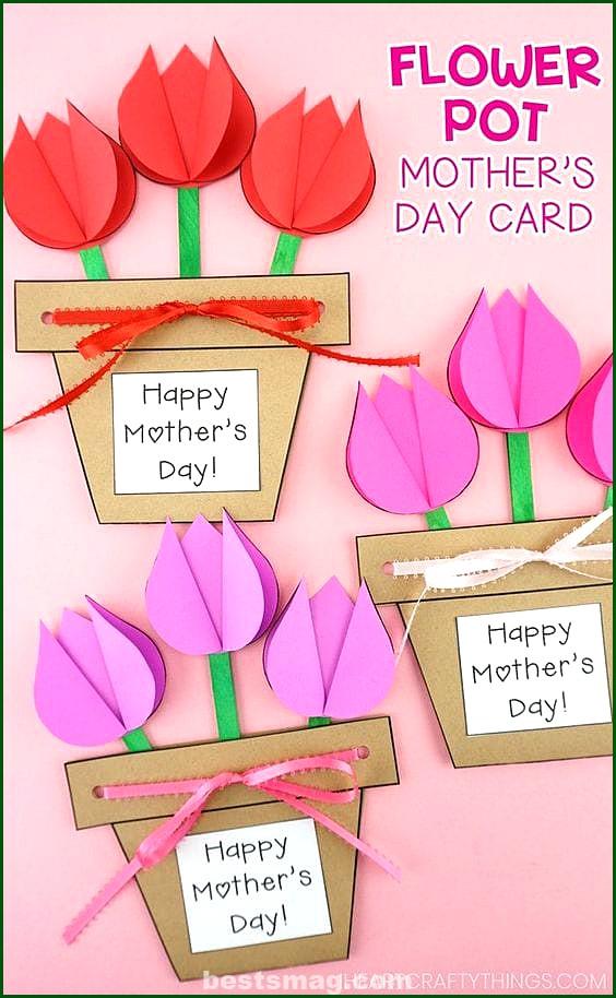Bouquet flowers card