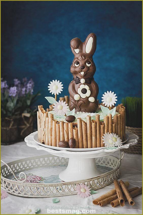 Easter cake for kids