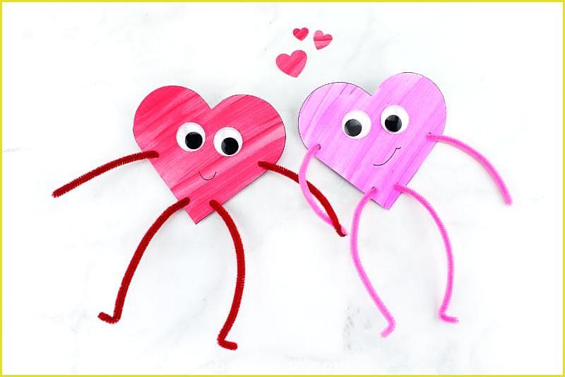 Children's Valentine's cards