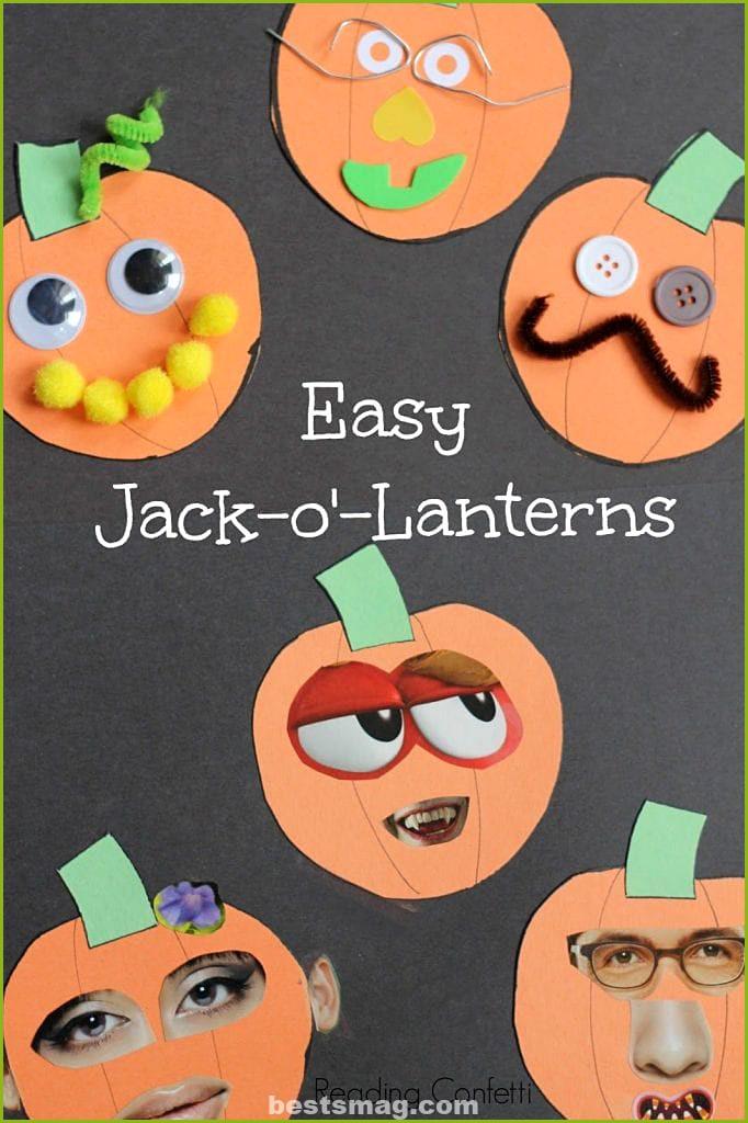 Decoupage Decorated Paper Pumpkins