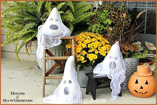 ghost-pumpkins