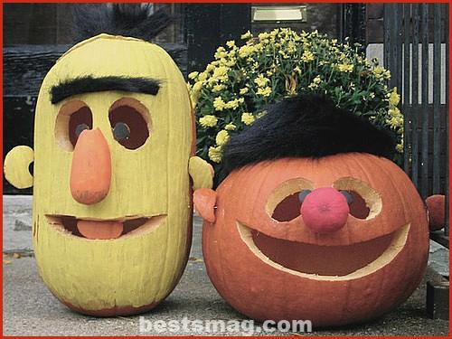 Halloween Pumpkins Epi and Blas