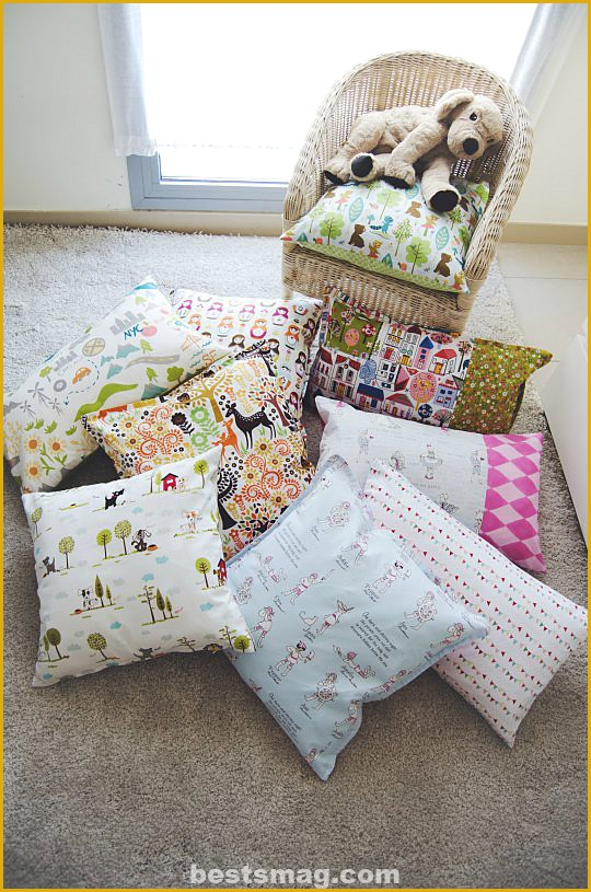 children's cushions