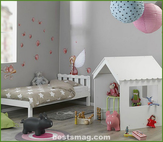 Nice cabin bed for kids
