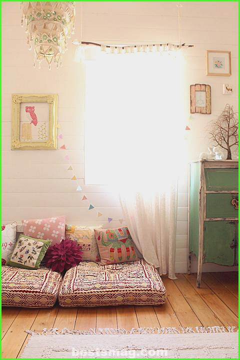 Children's curtains idea