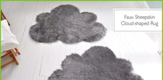 Do it yourself: Cloud rug