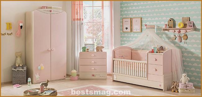 Baby girl bedroom baby girl