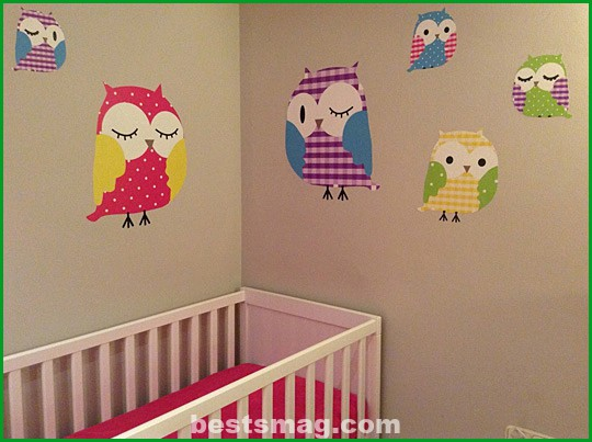 decoration-babies-owls