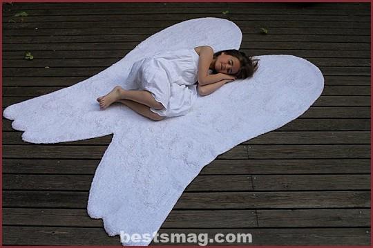 Wings carpet