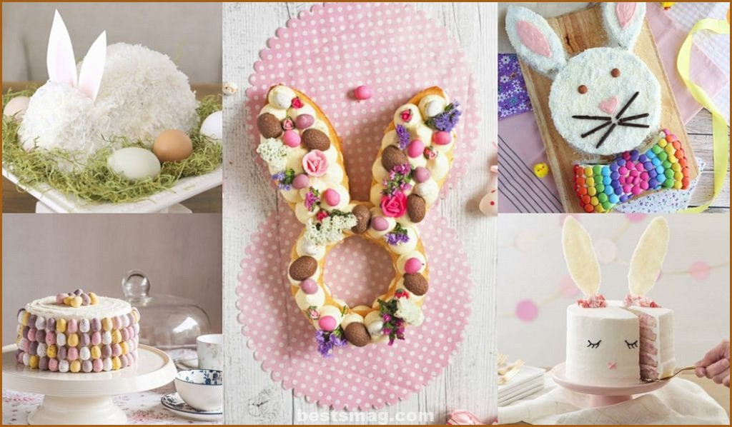 Easter cakes recipes, ideas, photos