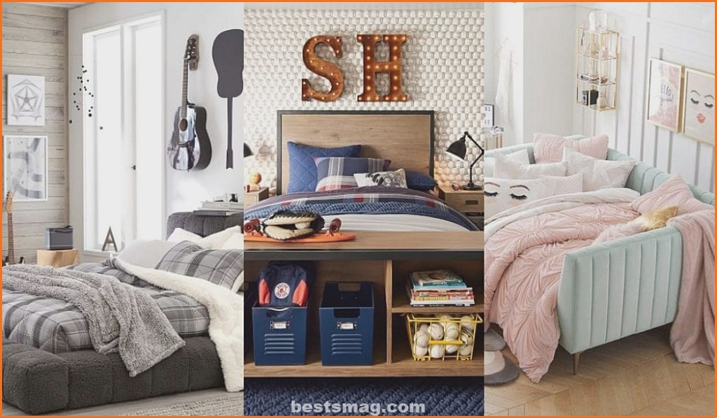 Elegant rooms for children and youth
