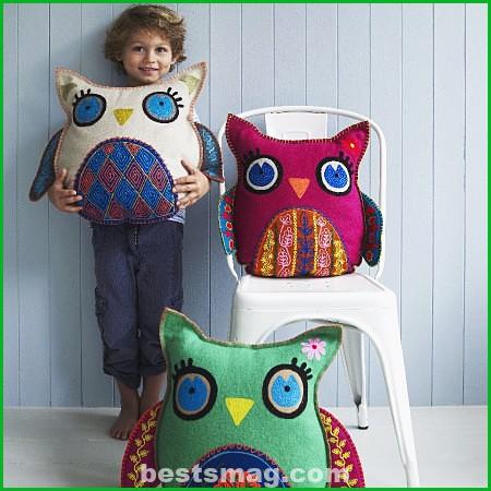 cushion-owl