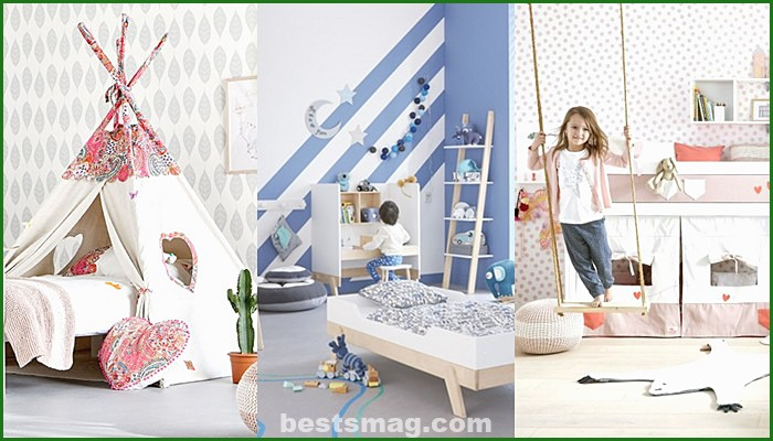 LIFETIME rooms for children and teenagers