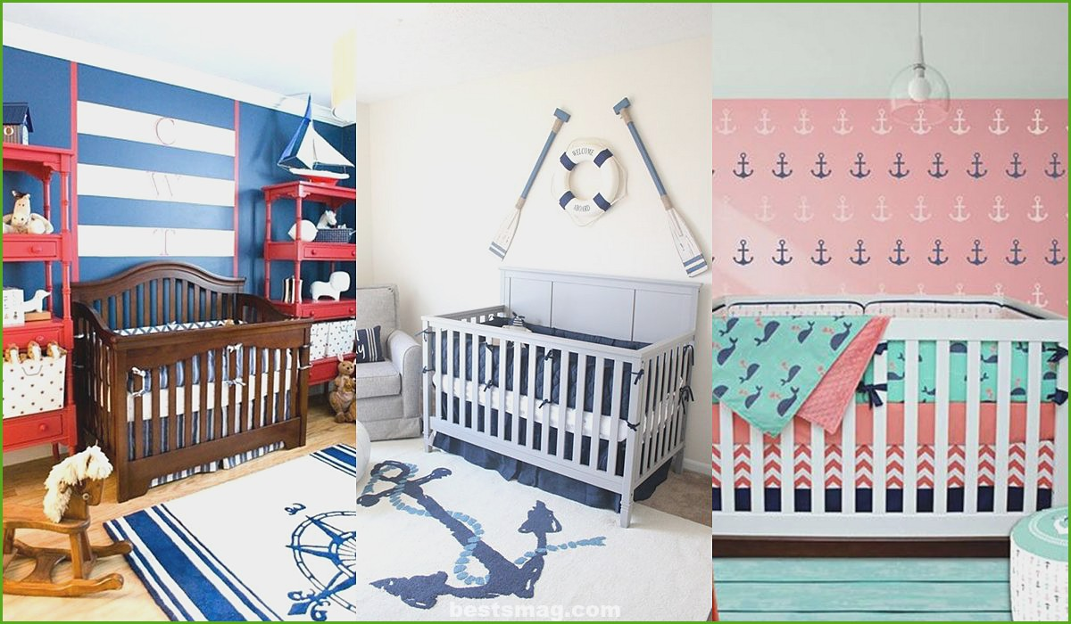 Marine decoration for babies