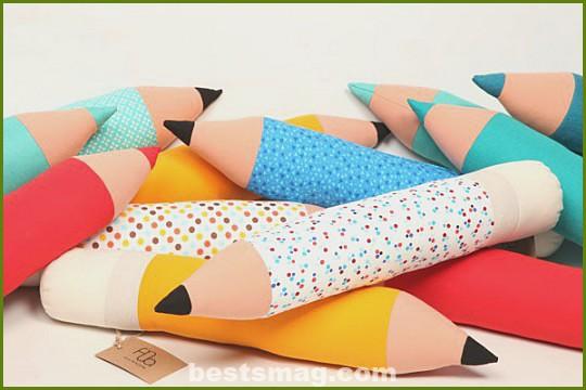 pencil-cushion