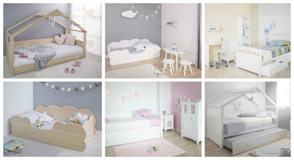 The best beds for kids in Bainba