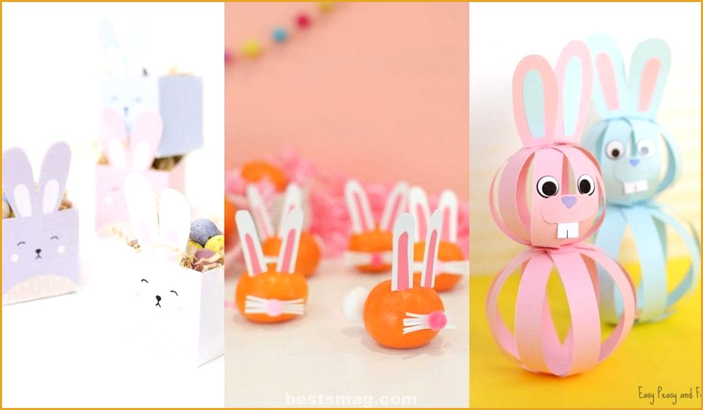 Best children's crafts for Easter